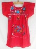 ✡子供用 メキシコ刺繍ワンピース✡110・120サイズぐらい