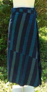 グアテマラ コルテスカート 巻きスカート 1